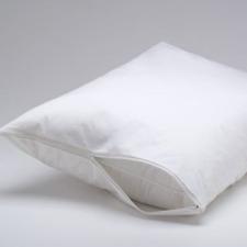 Waterproof Flannel Pillow Protector