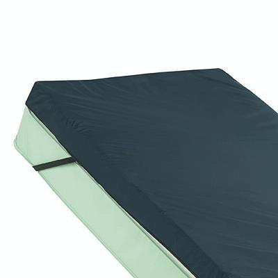 Waterproof Pu Coated High Quality Anti Decubitus Medical Mattress Covers Wi