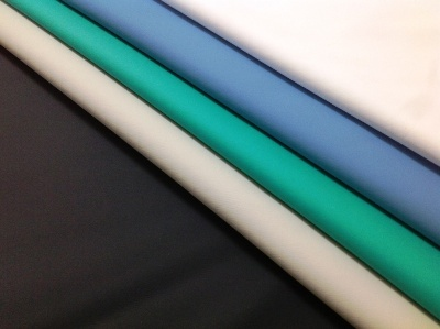 Waterproof Pu Coated Polyester Fabric A Grade For Medical Mattress And Pill