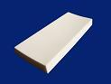 Wear Resistant Alumina Trapezoid Lining Plate Tile