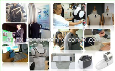 Wearable Device Double Injection Medical Design Product Free Sample