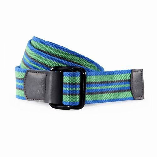 Webbing Belt Casual Young Man