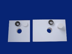 Wedable Ceramic Tile