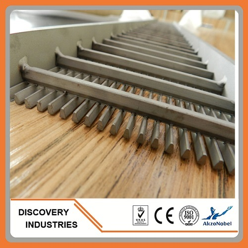 Wedge Wire Grate Linear Shower Drain