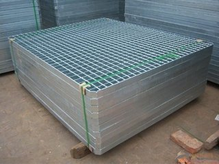 Weight Of Steel Grating Is Up To The Standard