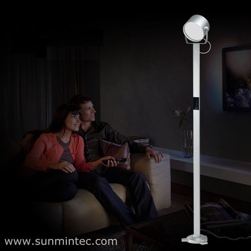 Weirless Remote Led Floor Lamp Light
