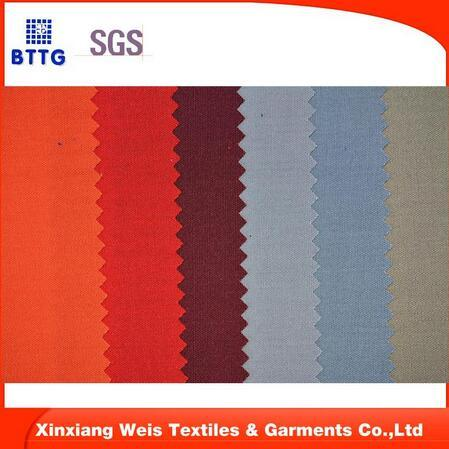 Weis Fr 100 Cotton Flame Retardant Fabric For Safety Protective Workwear