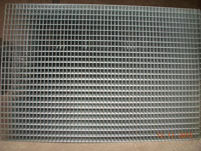 Welded Mesh Panel Fence