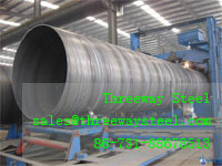 Welded Ssaw Steel Pipe