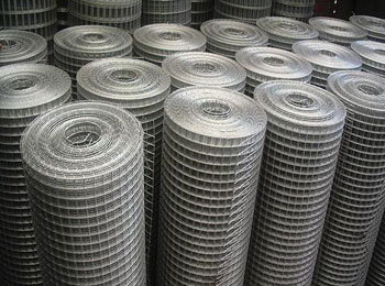 Welded Wire Mesh Galvanizd Pvc Coated And Stainless Steel