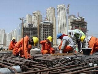 Welder Mason Plasterer Construction Worker From Vietnam