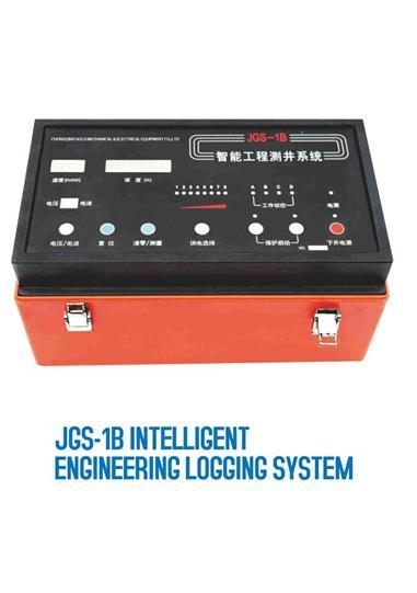 Well Logging Jgs 1b Intelligent Engineering System