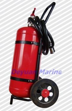 Wheel Dry Powder Fire Extinguisher