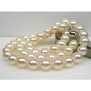 White Akoya Pearl Strands 7 0 5 Mm
