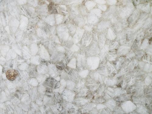 White Natural Quartz