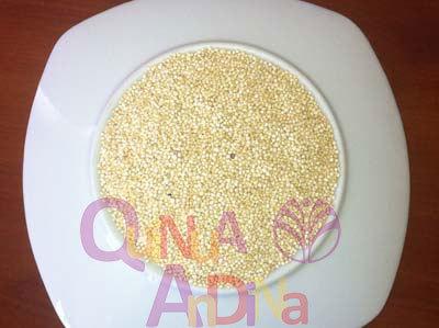 White Quinoa Quinua Blanca