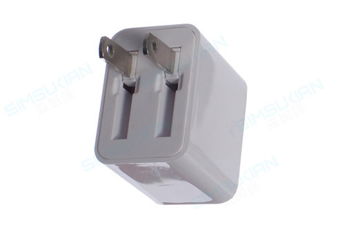 Wholesale 5v 2a Eu Us Plug Usb Port Cell Phone Charger Home