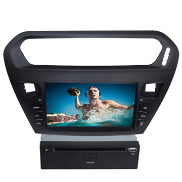 Wholesale Car Dvd Navigation In Player Specially For Peugeot 301