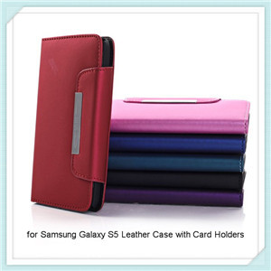 Wholesale Leather Case For Samsung S5 Hand Bag
