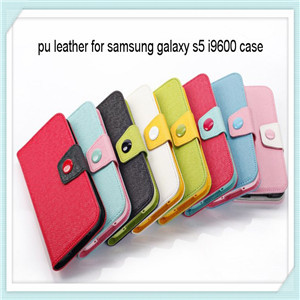 Wholesale Leather Case For Samsung S5