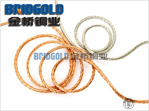 Wholesale Round Braided Copper Cable