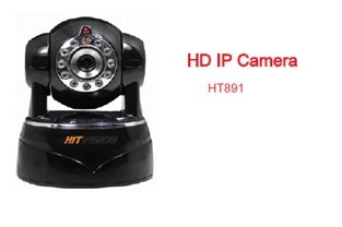 Wi Fi Hd Ip Camera Ht891 Home Security
