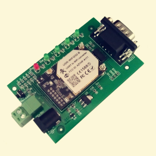Wifi To Rs232 Module With External Antenna