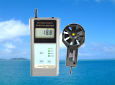 Wind Speed Anemometer Am 4832
