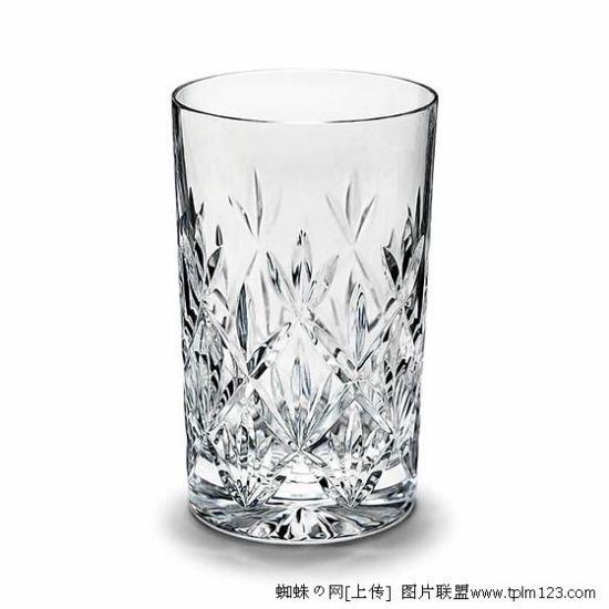 Wine Glass Cup Carved Liquor Highball