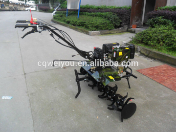 Winyou China Chongqing 7hp Farm Tiller With Handle And Wheel