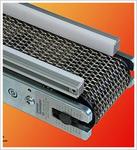 Wire Mesh Conveyor Belts