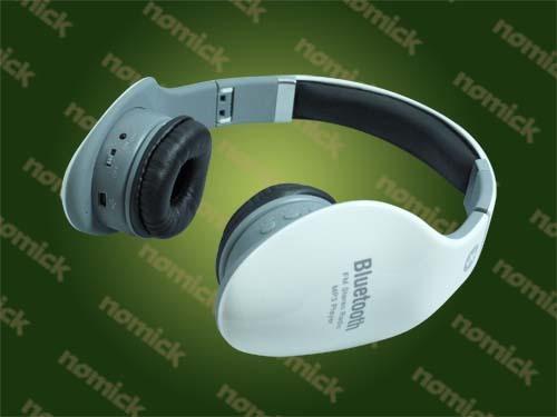 Wireless Bluetooth Sd Card Headphone Nk 898bt