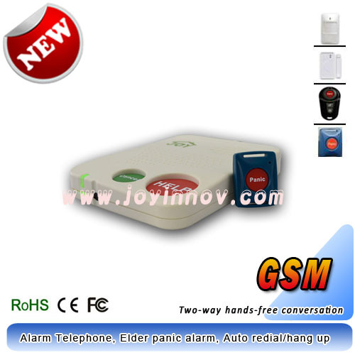 Wireless Elder Alarm Telephone T10g