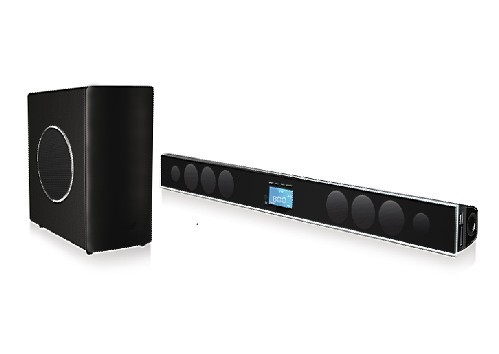Wireless Home Theater Speaker And Subwoofer Sp 602