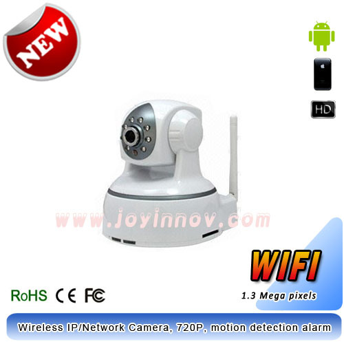 Wireless Ip Camera Nc24m
