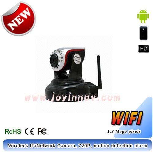 Wireless Ip Network Camera Nc25m
