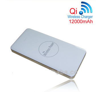 Wireless Power Bank 12000mah High Quality Goldsun 11 20usd Pcs