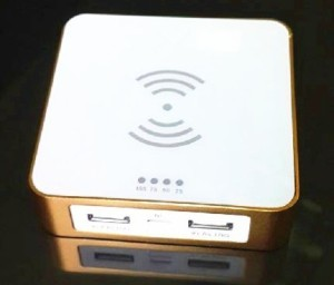 Wireless Power Bank Mobile Phone Charge