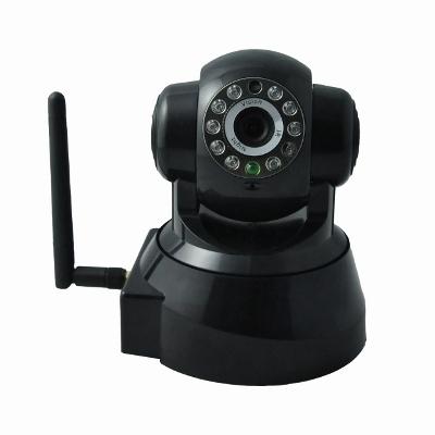 Wireless Tilt Pan Ip Camera