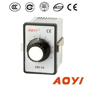 With Potentiometer Dc Solid State Relay Ssr 15va