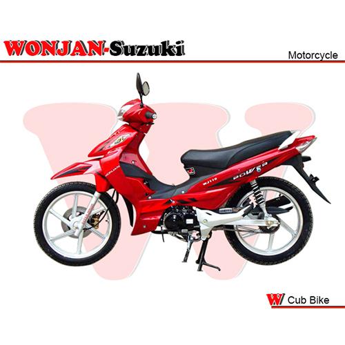 Wj110 I Al Red Cub Bike