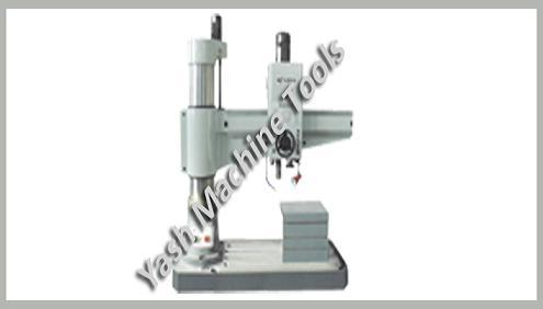 Wm Series Radial Drilling Machine