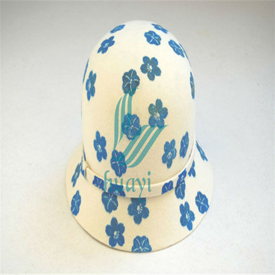 Women S Lady Custom Hats With Flower