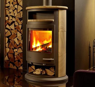 Wood Burning Stove Steel Sheet
