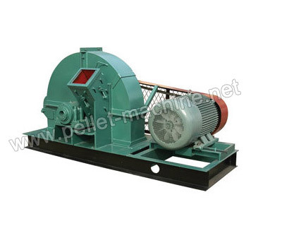 Wood Crusher Also Known As Chipper Is Specialized Equipment For Logs Proces