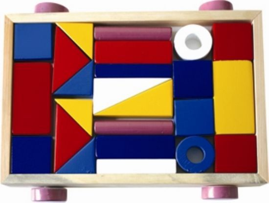 Wooden Blocks Educational Toys