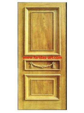Wooden Doors With Code H