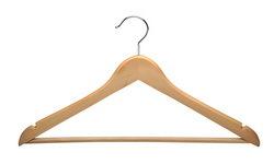 Wooden Hangers Tm30 006