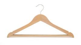 Wooden Hangers Tm30 012