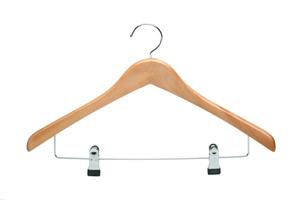 Wooden Hangers Tm77 006